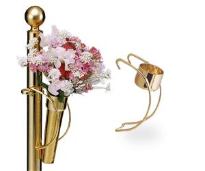 チャペルチェアー用花器 HC-F3
