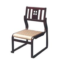 あすか高楽椅子 ワインカラー